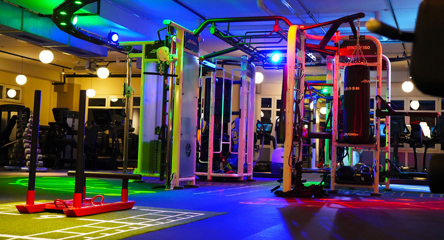 Bad Homburg gym